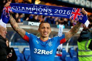 Rangers-champions